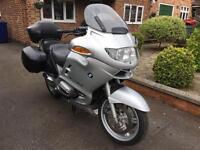 12 Month MOT 52 Plate r1150rt 28000 miles BMW touring bike like gs r 1150 r rt tourer r1150