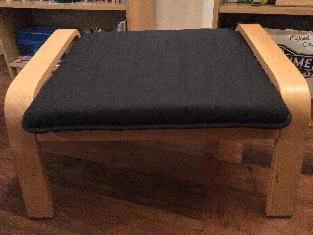 IKEA Footstool POÄNG (Used)