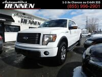 2011 Ford F-150 FORD F-150 FX4 *CUIR, TOIT OUVRANT, HITCH*