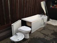 Used Bathroom suite for sale OFFERS INVITED