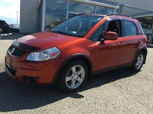 2011 Suzuki SX4 JX AWD Power PKG Alloy wheels Kitchener / Waterloo Kitchener Area image 2