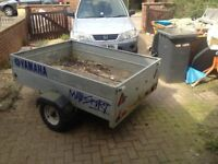 Caddy 640S Trailer for spares or repair