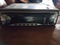 Car cd/radio player