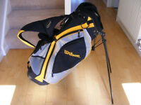 Golf bag - wilson carry
