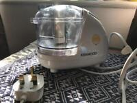 Kenwood food processor mixer blender