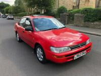 L REG TOYOTA COROLLA 1.3 GLI 4SR SALOON EXCELLENT CONDITION!!