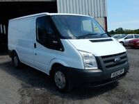 2011 ford transit 2.2 diesel swb psvd july 2019