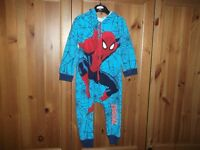 Spiderman onesie age 2-3, Brand New without tags.