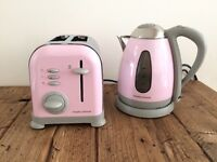 Murphy Richards kettle and toaster