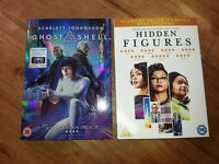 Ghost in the shell & Hidden Figures
