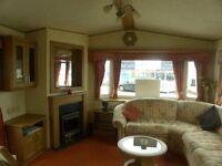 Double Glazed Holiday Home (Caravan )