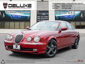 2004 Jaguar S-Type 3.0L V6 JAGUAR S TYPE 3.0 L SAFTEY ALL DONE