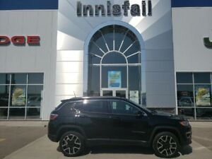 2018 Jeep Compass Limited 4x4, Leather, Navigation, Panoramic Po