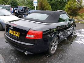 Audi a4 1.8 petrol breaking for parts all parts available engine code bfb