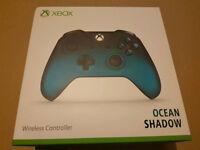 Official Xbox One Controller - Ocean Shadow Special Edition