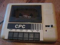 Commodore 64 tape deck (x2)
