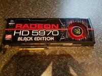 Radeon gpu graphics card
