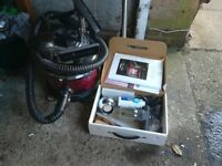 Vacuum cleaner magestic queen comes with lots of attachments in very good condition good working ord