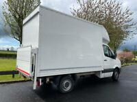 Volkswagen Crafter Luton Van WITH TAIL LIFT / taillift