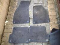AUDI A4 B6 B7 FLOOR MATS BREAKING FULL CAR