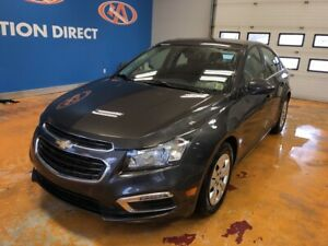 2015 Chevrolet Cruze 1LT POWER GROUP/ BACK-UP CAM!