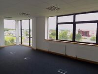 All-inclusive office suites in modern pavilion - near Glasgow Airport