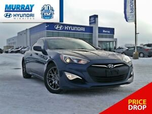2013 Hyundai Genesis Coupe 2.0T Premium with Winter Tires and Re