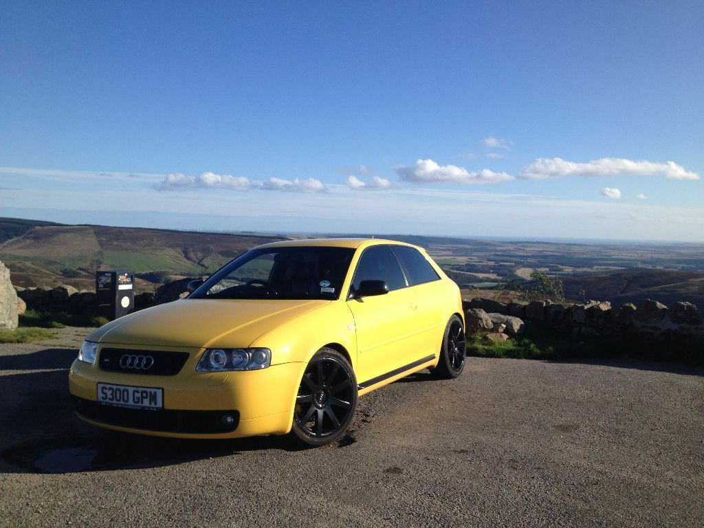audi s3 8l imola yellow facelift 2001 not golf seat skoda in torphins aberdeenshire gumtree. Black Bedroom Furniture Sets. Home Design Ideas
