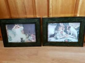 Two photos