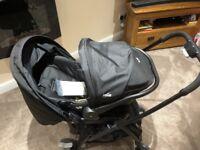 Joie pushchair - travel system
