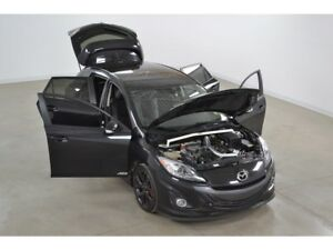 2010 Mazda Mazdaspeed3 Ensemble Tech. Bas Km Certifie !