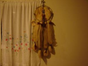 2 INDIAN HANGINGS/HAND MADE INDIAN MANDELLA/DREAM CATCHER London Ontario image 1