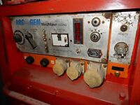 Power generator Arc Gen 330SD WeldMaker - Good condition