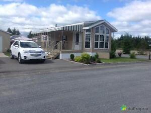 119 999$ - Maison mobile à vendre à St-Ambroise