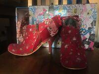 Irregular choice shoes- size 3