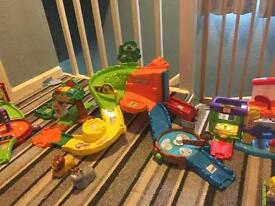 Vtech toot toot bundle ***REDUCED***