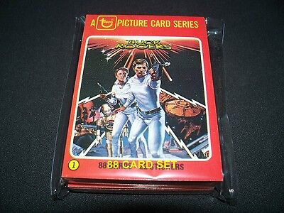BUCK ROGERS Complete Card Set Topps