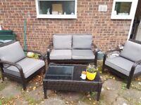 George Home Garden Furniture Set