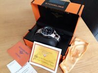 Stuhrling Original Blue Dial Professional Divers Watch - £150 ovno