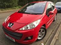 Peugeot 207 sport 1.4, 5 door hatchback, Manual, 93k s/h, 2 owners, great condition, motd