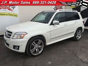 2010 Mercedes-Benz GLK-Class 350, Navigation, Sunroof, Heated Se