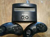 Sega mega game console 80 built in games