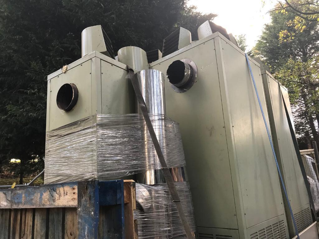 Industrial Gas Heaters