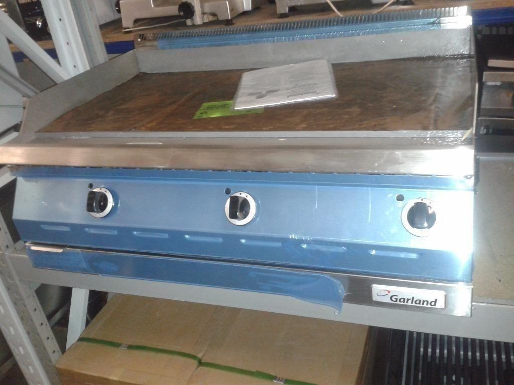 Garland Gas Griddle Countertop Flat Grill