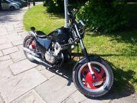 125 cc motor bike2014 model street fighter