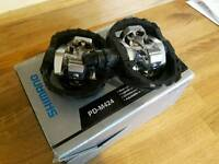 Shimano SPD Pedals - M424