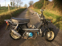Honda Chaly CF70 not CF50 Dax Monkeybike C50 skooter moped