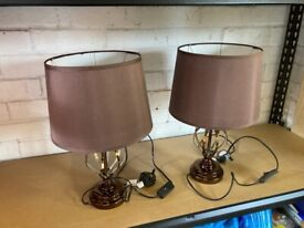Sidelights with Shades