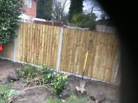 Cheap price and quality fencing and Garden work