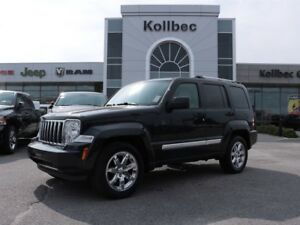 2010 Jeep Liberty Limited Edition